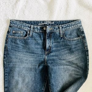 EUC Universal Thread Women's Cropped Jeans Size 10